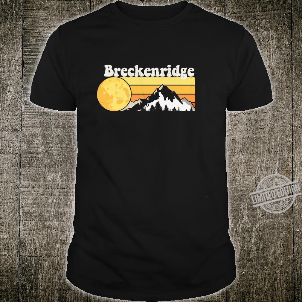 Vintage Retro 70s Breckenridge, CO Shirt
